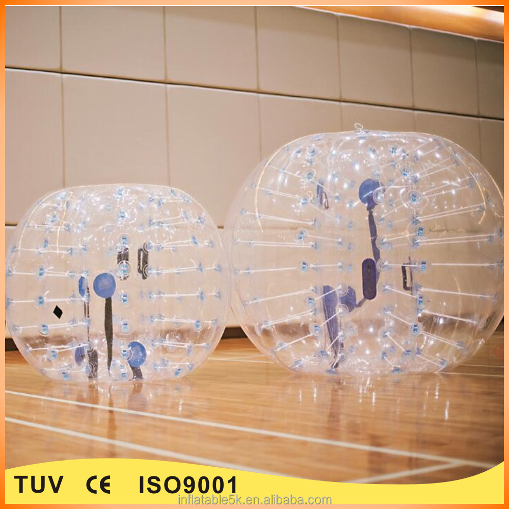 Cheap inflatable human bubble ball for kids