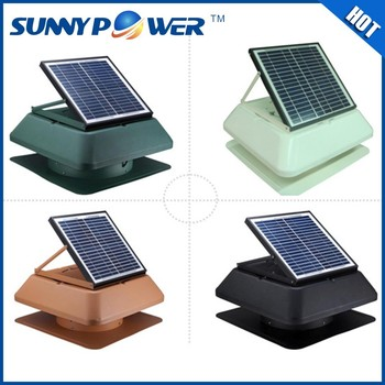 Hot 14inch Solar Ed Fan Hat And With Panel