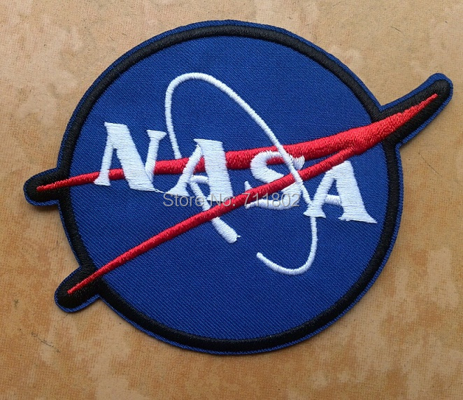 nasa patches on sleeve - photo #7
