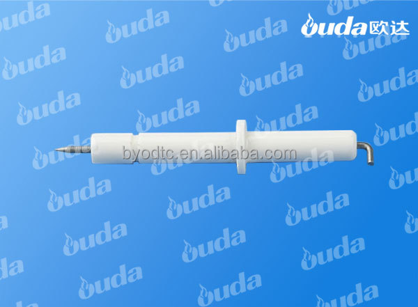 Alumina Ceramic Ignition Electrode For Gas Burners/Stove /Furnace/Oven/Grill/ water heater