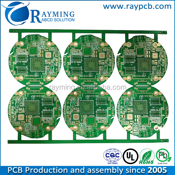 Speaker Bluetooth Board PCB Circuits