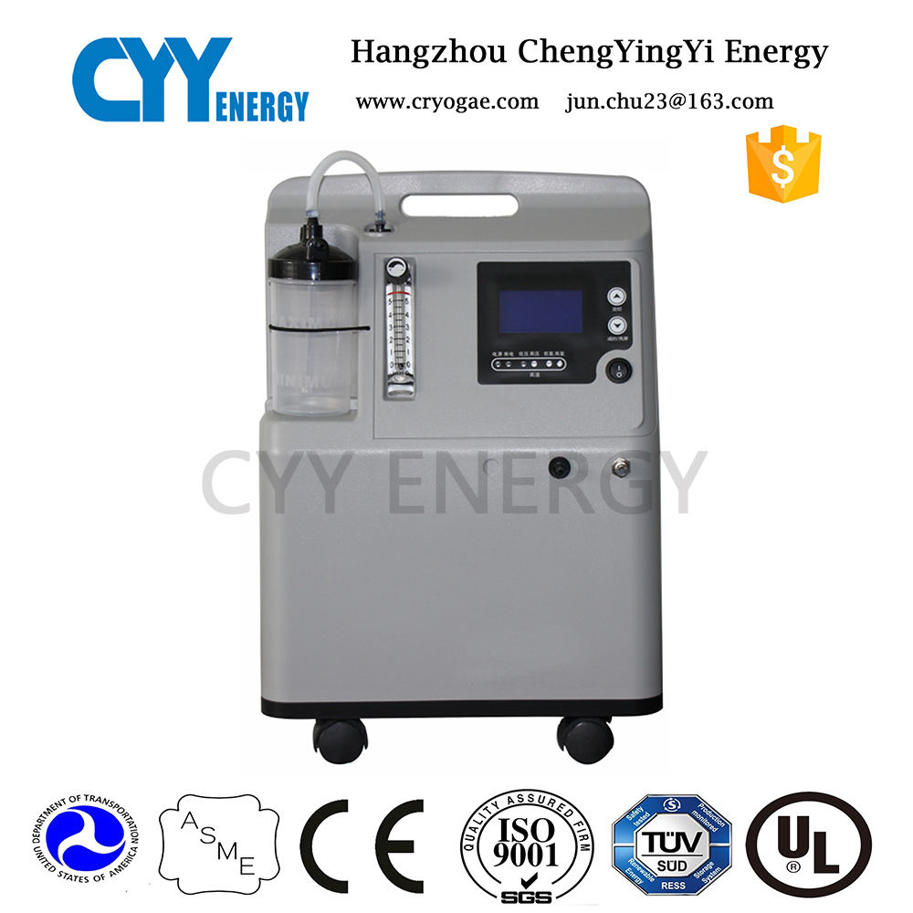 Portable Special Oxygen Concentrator for Athlete