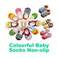 Baby Children s Socks Slippers Anti Non slip Cute LD789