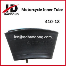 High Quality South America Model Motorcycle tyre and butyl inner tube 410-18