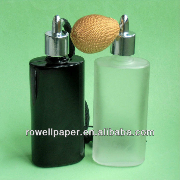 90ml Frosted Perfume /Flacon de Parfum Bottle manufacture made in China