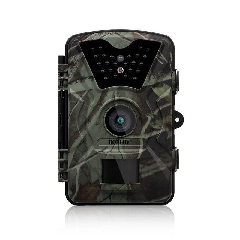 12mp 1080p Dvr Trail Scouting Wildlife Night Vision Led Infrared ...