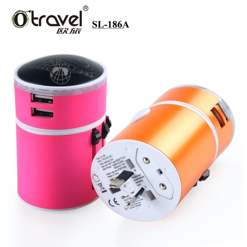 USB travel adapter / Manufacturing business ideas high quality new year gifts 2017