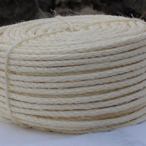 Natural Sisal Rope manufacturer 10 mm