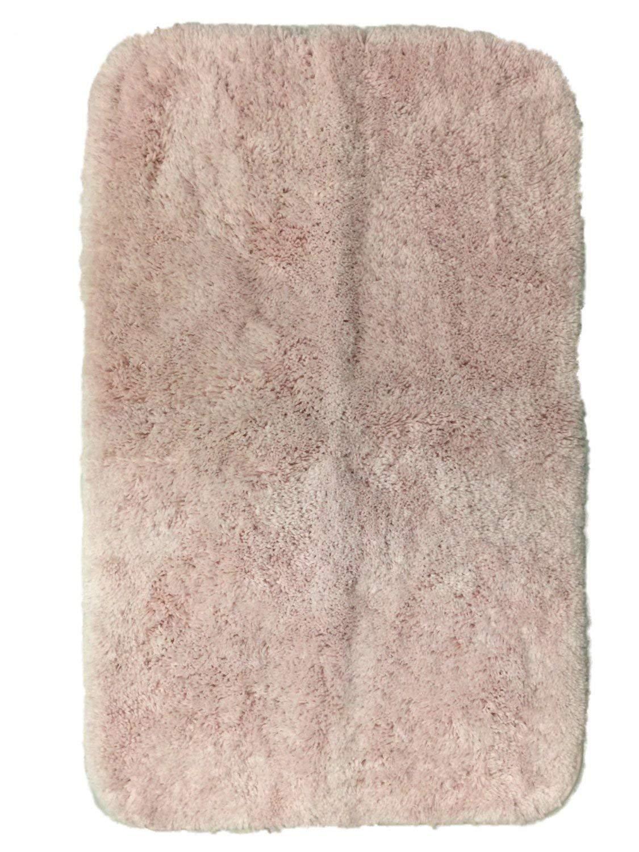 Light Pink Bath Rug Find