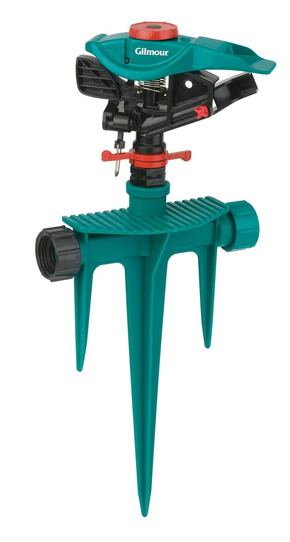 Gilmour Polymer Head Impulse Sprinkler on Polymer Spike 193MPS