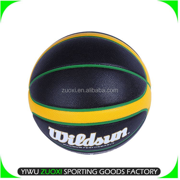 Top selling superior quality new pu leather for football /basketball/vollyball in many style