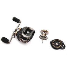 DAIWA Garcia Pro Max Low baitcasting fishing Profile Reel 18+1BB