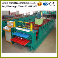 Automatic concrete roof tile making machine / concrete roof tile machine prices