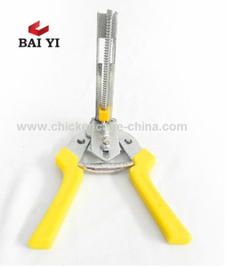 M Ring Chicken Cage Assemble Plier And Animal Clamp Plier Wholesale (Direct Sale)