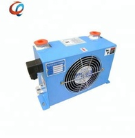 Double Fans Hydraulic Oil/Wind Cooler (AH0608TL-CA)