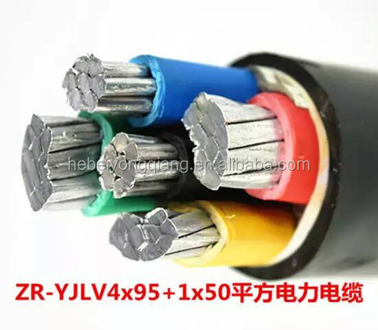 How to Get Aluminum Power Cable Wire Cable 4x95MM