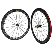 700c carbon road bike wheelset 50mm clincher carbon fiber bicycle wheels 8 9 10 11 speed available