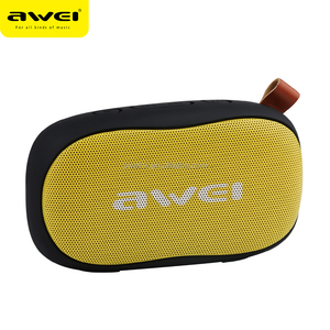 AWEI 2017 Newest portable mini CE ROHS FCC wireless bluetooth speaker