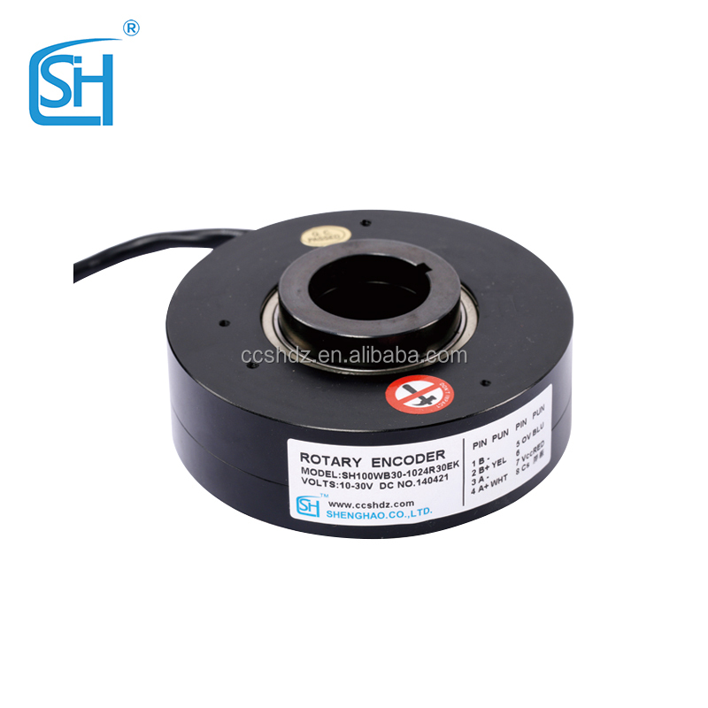 Signal Output Absolute Rotary Encoder/Sensor with 5000mm measuring length SH50