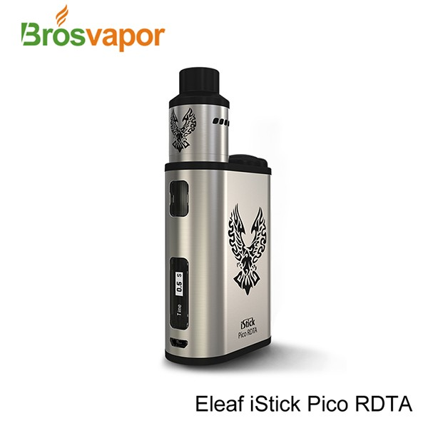 100% Original Eleaf iStick Pico RDTA Full Kit with 75W and Built-in 2300mAh