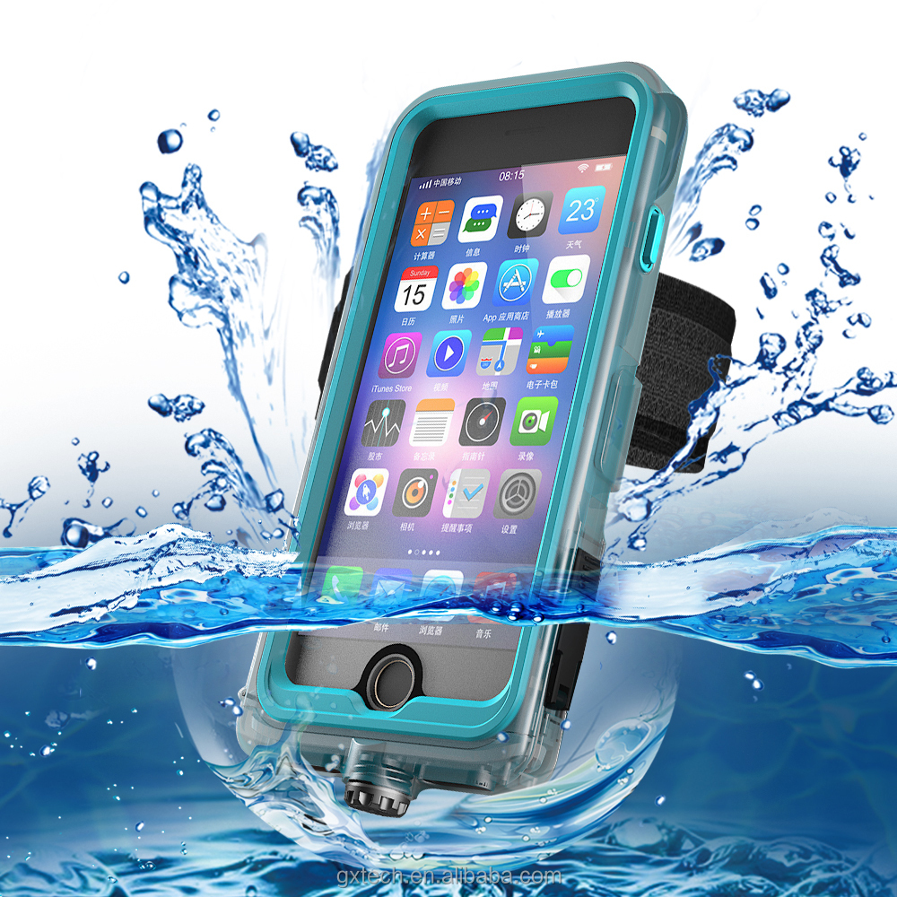 High Quality <strong>Case</strong> For Iphone 7, For Iphone 7 Waterproof <strong>Case</strong> Cover, Waterproof Phone <strong>Case</strong> For Iphone 7