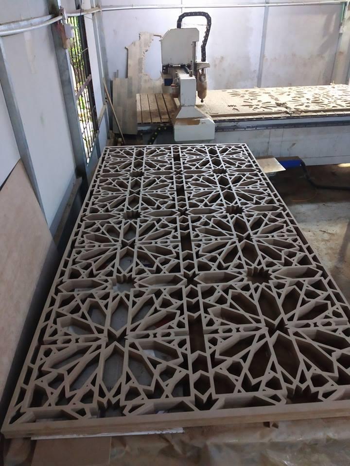 Tế Nam Chính Xác 1325 Chế Biến Gỗ Máy CNC/Gỗ CNC/Máy Bào CNC Giá Máy