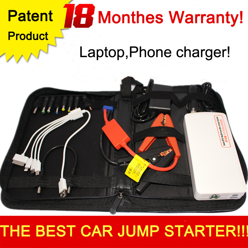 Factory Supply Portable Mini Car Jump Starter 15000mAh External Battery Pack Auto Mobile