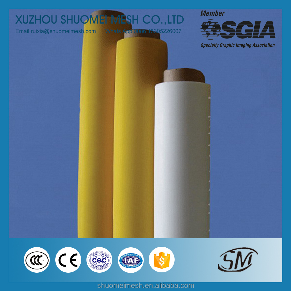 Top Brand Polyester Silk Screen Printing Mesh