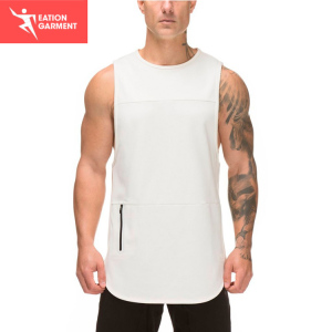 Lightweight Scoop neck wholesale wrestling singlet tank tops For men
