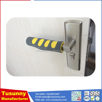 Plastic Household Door Handle Cover Plates For Baby Buy Ledoor