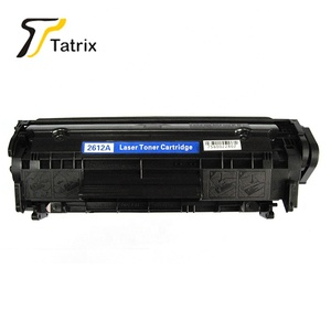 for hp Toner Cartridge 12A 2612A Q2612A Laser Printer Toner with CE, SGS, STMC, ISO certificates for hp LaserJet 1010/1012