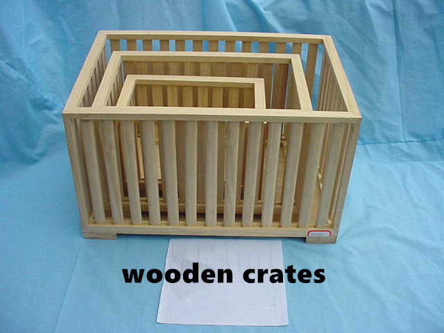 Custom wooden fruit sods food crates wholesale buy for Where do i find wooden crates