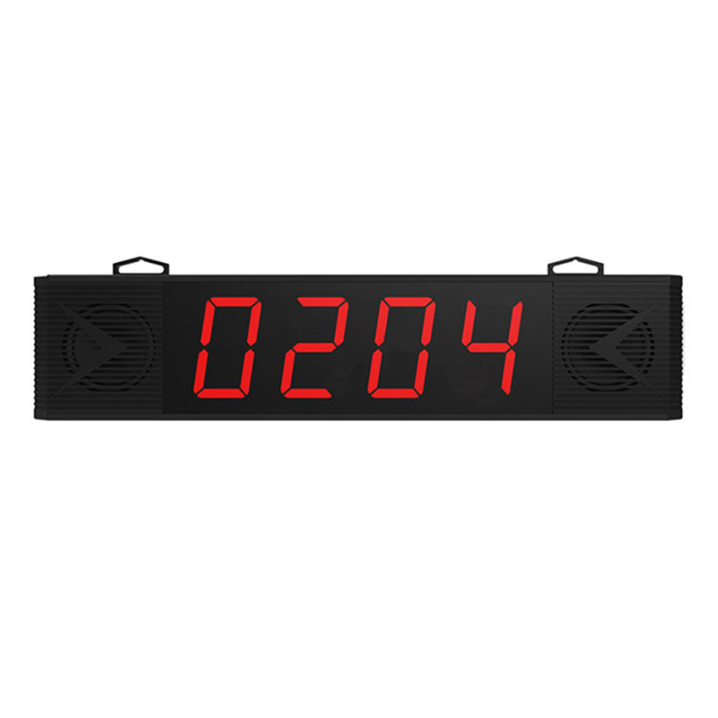 Led Display Wireless Queue Management System