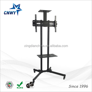 Economy Multi-functional TV Cart / TV Trolley stand