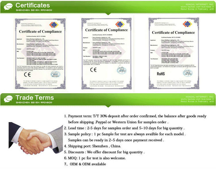 certification and service