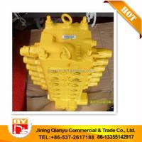 Excavator spare parts PC200 PC300 PC400 hydraulic control valve