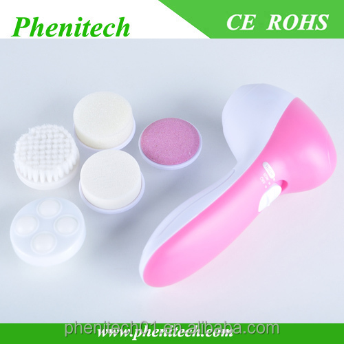 Best quality electric sonic facial brush, facial cleansing brush, facial massage brush