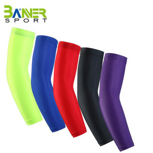 Custom Outdoor Cycling Golf Sports Cool Arm Sleeve