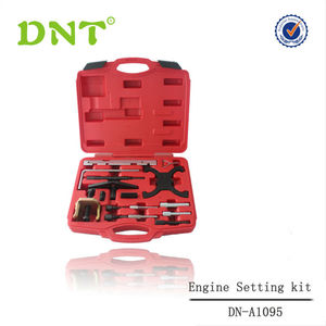 High quality Diesel/Petrol Engine Setting/Locking Combination Kit For Belt/Chain Drive Tool