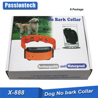 X888 Shock Beeps electronic collar set for Small Medium Dogs