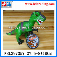 vinyl dinosaur toy set made in china