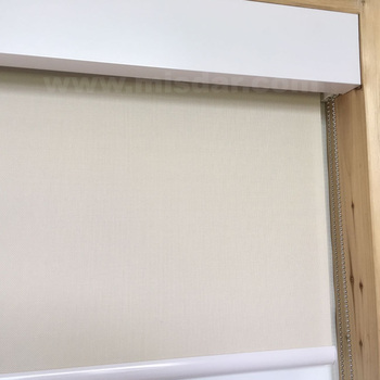 Square Fascia Blackout Roller Blind Window Roller Shade