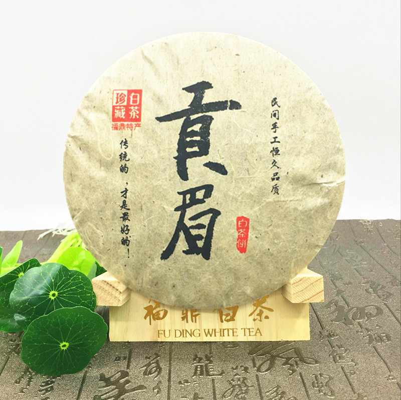 Fuding Gongmei white cake tea origin wholesale 17 years high mountain sun white tea 350g - 4uTea | 4uTea.com