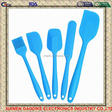 Heat Resistant Best Kitchen Silicone Spatulas For Nonstick Cookware