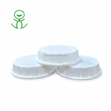Custom size and logo use disposable paper sauce cups/food tray