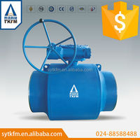 TKFM 2 full port forged steel top entry ball valve manufacturers
