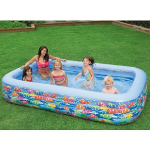 Enjoyable Childrens Family Large Kiddie Inflatable Pool   Buy Large  Inflatable Swimming Pool,Inflatable Swimming Pool,Inflatable Splash U0026 Play  Pool Product ...