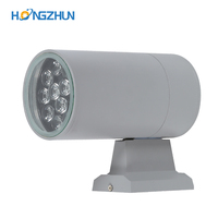 High lumens waterproof IP65 wall mounted 9w 12w 15w 30w led outdoor wall light