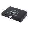wholesale price HDMI to Scart converter for composite video signal and stereo audio signal output PAL 1080P