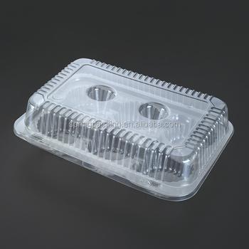 Grosir Dan Custom Perak Kue Bakery Muffin Kotak Kemasan Wadah